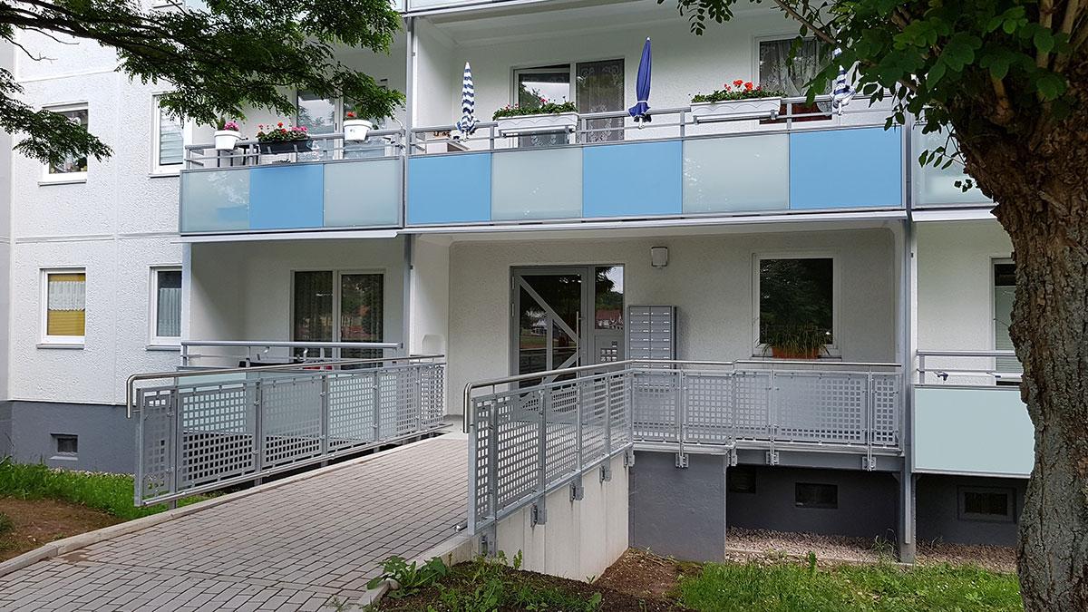 Martin-Luther-Ring 25 Schmalkalden