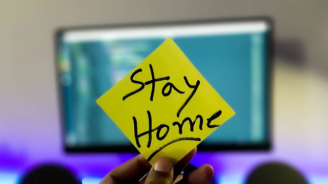 stay-at-home